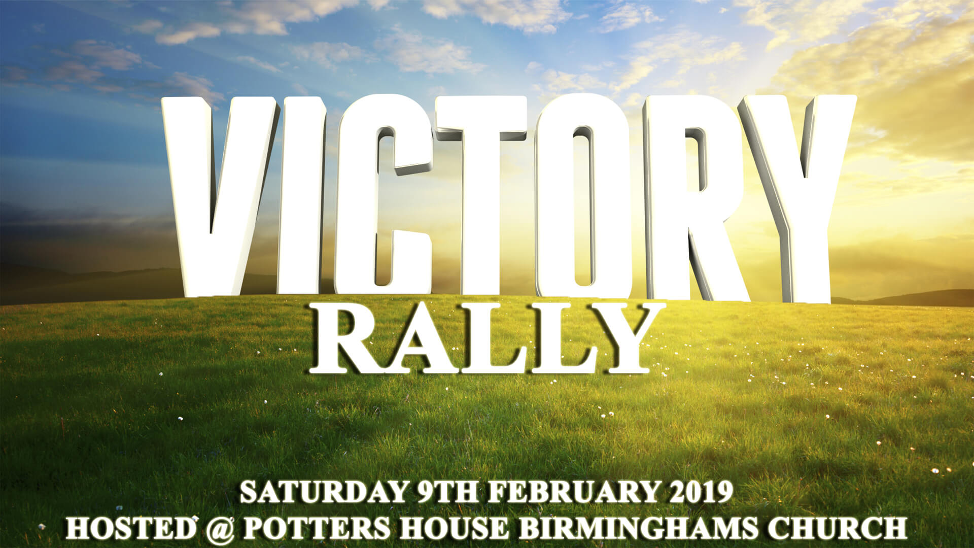 Midlands Victory Rally 2019